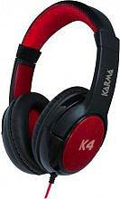 KARMA Cuffia Stereo a Padiglione per Mp3 PC e Smartphone - K4