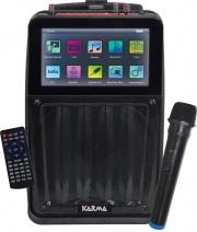 KARMA ITALIANA VISION 8 Diffusore amplificato Telecomando Lettore MP3 Bluetooth