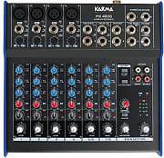 KARMA Mixer microfonico 8 canali per microfoni a condensatore - MX 4608