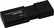 KINGSTON Memoria Pen Drive G3 16Gb Nero DataTraveler DT100G316GB