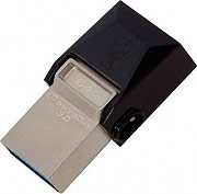 KINGSTON DTDUO364GB Memoria Pen Drive 64 Gb Chiavetta USB 3.0 Micro USB