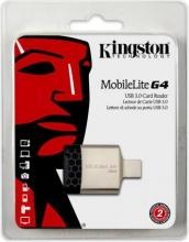 KINGSTON FCR-MLG4 Lettore multicard Card Reader USB  MobileLite G4