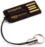 KINGSTON FCR-MRG2 Lettore di Schede Card Reader USB 2.0 Nero