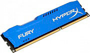 KINGSTON Memoria RAM DDR3 4GB Dimm HyperX Fury (1 x 4GB) HX316C10F4