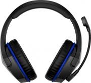 KINGSTON HX-HSCSW-BK Cuffie Senza fili con Microfono Gaming Nero, Blu  Cloud