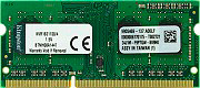 KINGSTON Memoria RAM 4 Gb Banco Ram 204 pin DDR3 KVR16S11S84