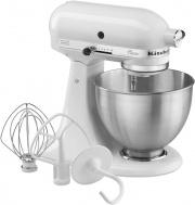 KITCHENAID 5K45SSEWH Robot da Cucina Impastatrice Ciotola 4,3Lt 275W Bianco
