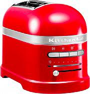 KITCHENAID Tostapane per Toast 2 Fette 1250W 6 Livelli cottura 5KMT2204ECA