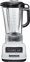 KITCHENAID Frullatore con Bicchiere 1,75Lt Vetro Tritaghiaccio 5KSB1585EWH