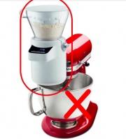 KITCHENAID 5KSMSFTA Accessorio Robot da Cucina Bilancia con Setaccio
