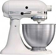 KITCHENAID Robot da Cucina Impastatrice Ciotola 4,3Lt 275W Bianco 5K45SSEWH