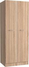 KITWOOD INDUSTRY PR1001 Armadio 2 Ante legno 74x52x184 h cm Rovere