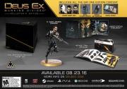 KOCH MEDIA 1014049 Deus Ex: Mankind Divided - Collectors Edition Videogioco per PS4 PlayStation 4