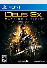 KOCH MEDIA Deus Ex: Mankind Divided, Playstation 4 PS4 Lingua Italiano - 1014366