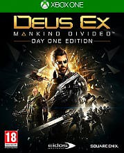 KOCH MEDIA 1014367 Deus Ex: Mankind Divided, Xbox One Lingua Italiano