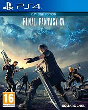 KOCH MEDIA Final Fantasy XV Day One, Playstation 4 PS4 Videogioco ITA - 1016339