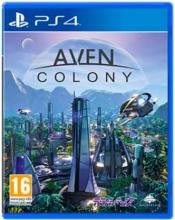 KOCH MEDIA 1021712 Koch Media Aven Colony Videogioco per PS4 PlayStation 4 PEGI 12