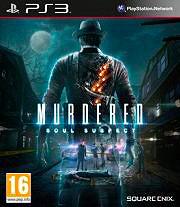 KOCH MEDIA Murdered Soul Suspect, PS3 Playstation3 Lingua ITA - PS3-MUSS
