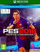 KONAMI SX3P13 Pro Evolution Soccer 2018, Videogioco per Xbox One ITA