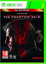 KONAMI Metal Gear Solid V The Phantom Pain, Xbox 360 Lingua ITA - X3601536