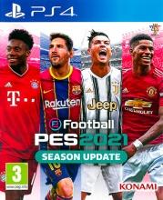 KONAMI eFootball Videogioco  PES 2021 Season Update - PlayStation 4 Sportivo 3+