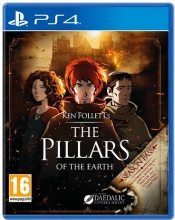KALYPSO 1024013 Videogioco PS4 Ken Folletts The Pillars of the Earth 16+