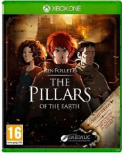 KALYPSO 1024014 Xbox One Ken Folletts The Pillars of the Earth Adventure Game