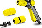 """KARCHER 26452890 Pistola  irrigazione Getto Regolabile+Adattatore per 34"""" 12"""" 2645289"""