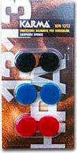 KARMA HPA 1313 Spugnetta di Ricambio per Cuffie colori Assortiti