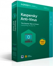 Kaspersky KL1171T5AFS-9SLIM Antivirus 2019 PC 1 Anno 1 Dispositivo Windows Italiano Anti-Virus