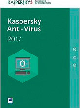 Kaspersky Software Antivirus 2017 3 Dispositivi Versione Full KL1171TBCFS-SLIM