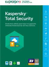 Kaspersky KL1919T5BFS-8SY20 Total Security Multi-Device 2 Utenti 1 anno