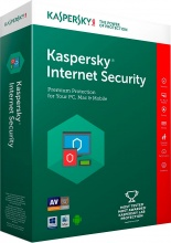 Kaspersky KL1939T5AFS-9SLIM Internet Security 1 Utente 1 anno 2019