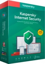 Kaspersky KL1939T5CFS-20SLIM Internet Security 3 Utenti 1 Anno 2020