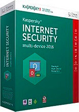 Kaspersky KL1941TBEFS-6 Antivirus internet Security 2016 Multi-Device WinMac