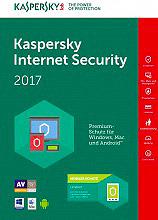 Kaspersky Software Antivirus Internet Security 2017 KL1941TBEFS-7SLIM