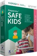 Kaspersky KL1962TBAFS Software PC Safe Kids 2020 1 Dispositivo 1 Anno