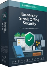 Kaspersky KL4541X5KFS-21ITSLIM Antivirus 10 Utenti 1 Anno Licenza Base Lab Small Office Security 8.0