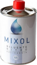 Kemipol 75125 Diluente Nitro Mixol lt. 0,5 Pezzi 20