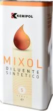 Kemipol F16306M Diluente Sintetico Mixol Da lt. 5 Pezzi 4