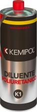 Kemipol G17425M Diluente Poliuretanico Da lt.1 Pezzi 20
