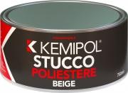 Kemipol RSTBE0750 Stucco Poliestere lt. 0,750 Pezzi 12