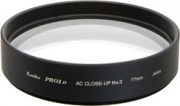 Kenko KE5269 Filtro Luce Pro1D AC Close-up Lens No.3 52mm