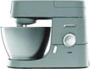 Kenwood 0W20011166 Impastatrice Planetaria 1000 W Robot da Cucina 4.6 lt Acciaio KVC3110S