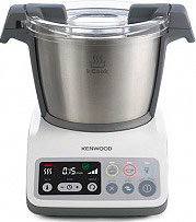 Kenwood CCC200WH Robot cucina multifunzione pasta 1,5L 800W Cottura vapore KCOOK