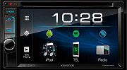 "Kenwood DDX-4018BT Autoradio 2 DIN Bluetooth Android Touch screen 6.2"" FM DivX CD"