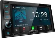 """Kenwood DNR4190DABS Autoradio 2 DIN Schermo 6.2"""" Navigatore Garmin integrato"""