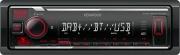 Kenwood KMM-BT407DAB Autoradio Bluetooth 1 DIN Radio DAB Lettore Mp3 USB 200 W