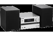 Kenwood M-720DAB Micro Hi-Fi Bluetooth Lettore CD Radio DAB 50 W Nero Inox