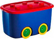 KIS 86300000008 Contenitore Plastica 58 cm 38.5 cm 32 cm 46 Lt Funny Box